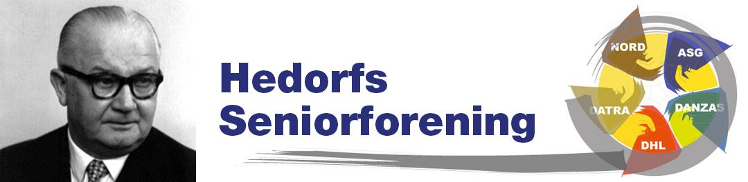 Hedorfs Seniorforening logo